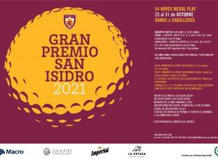 Gran Premio San Isidro 2021
